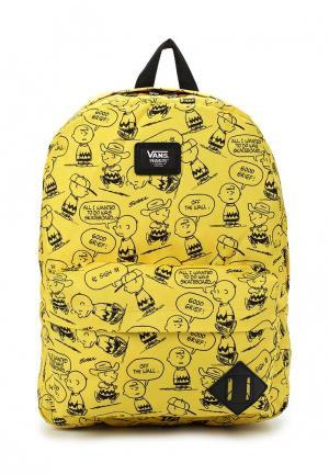 Рюкзак Vans. Цвет: желтый