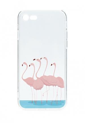 Чехол для iPhone Kawaii Factory. Цвет: белый