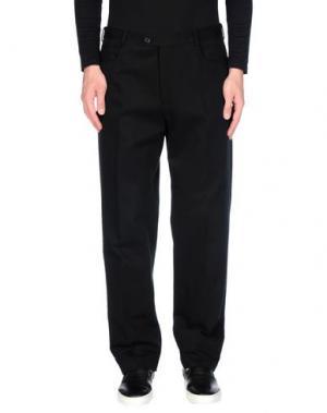Повседневные брюки EREDI RIDELLI. Цвет: черный