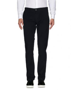 Повседневные брюки SEAL KAY INDEPENDENT. Цвет: темно-синий