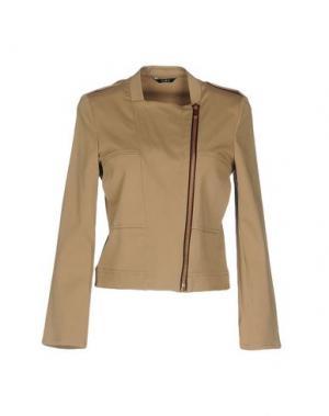 Куртка CARLA G.. Цвет: светло-коричневый