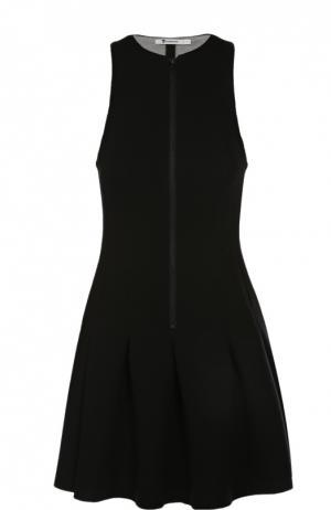 Платье T by Alexander Wang. Цвет: черный