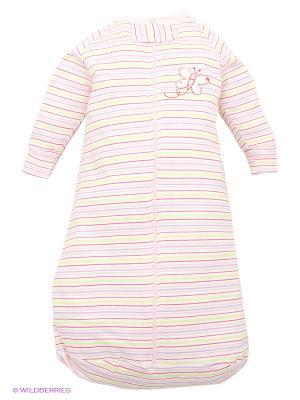 Спальный мешок Spasilk. Цвет: бледно-розовый, салатовый, сиреневый