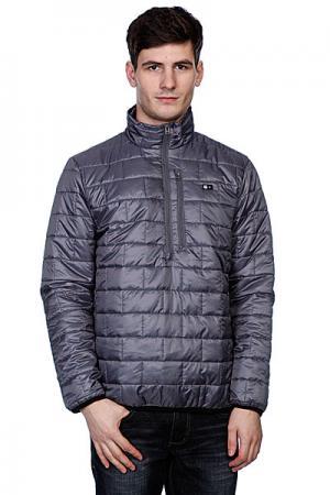 Куртка пуховик  Koston Grey Fourstar. Цвет: серый