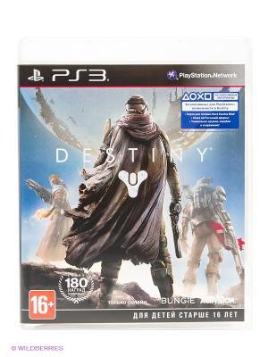 Destiny. Рус. док. (PS3) НД плэй. Цвет: голубой, черный, серый