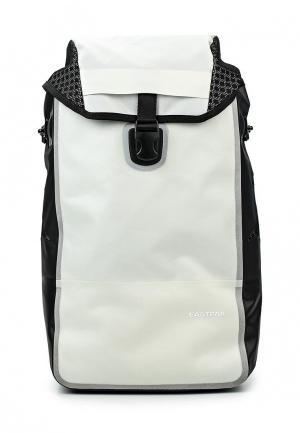 Рюкзак Eastpak. Цвет: черно-белый