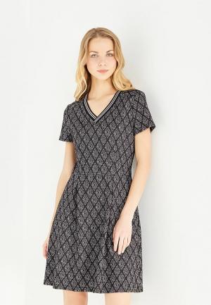 Платье Boss Hugo. Цвет: серый