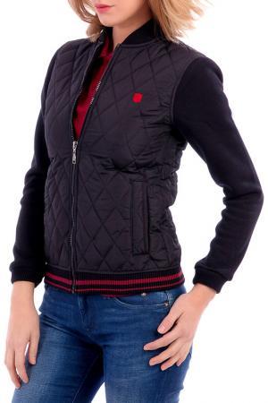Куртка POLO CLUB С.H.A.. Цвет: черный
