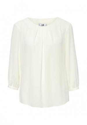 Блуза adL. Цвет: бежевый
