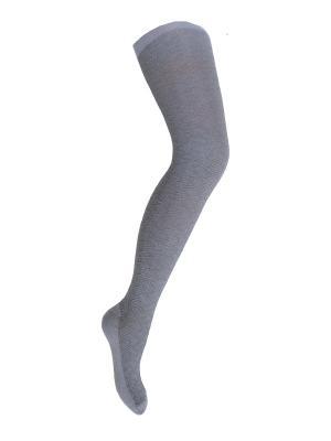 Колготки Лукоморье. Цвет: серый