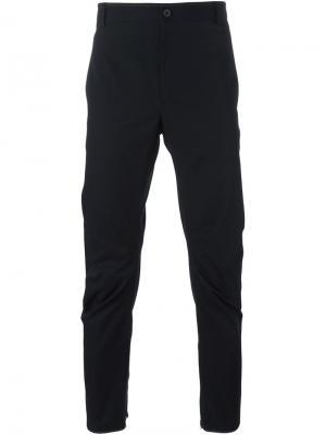 Спортивные брюки на завязке Faith Connexion. Цвет: чёрный