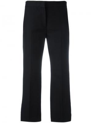 Укороченные брюки клеш Nº21. Цвет: чёрный