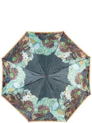 Зонт Eleganzza. Цвет: зеленый, антрацитовый, серо-голубой
