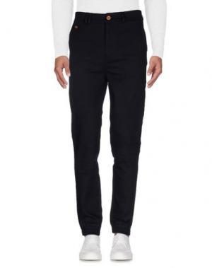 Джинсовые брюки I LOVE UGLY. Цвет: черный