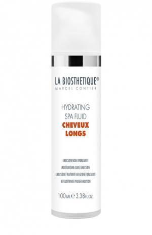 SPA-эмульсия для увлажнения волос La Biosthetique. Цвет: бесцветный