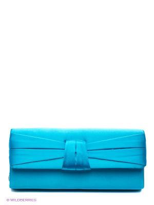 Клатч Eleganzza. Цвет: голубой