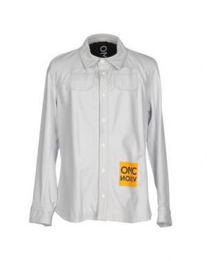 Куртка OMC. Цвет: светло-серый