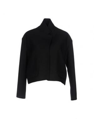 Пиджак STUDIO NICHOLSON. Цвет: черный