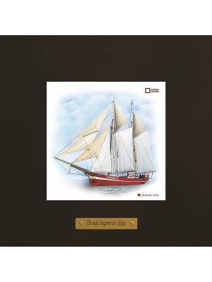Картина-сувенир Noorderlicht Ceramic Picture. Цвет: бежевый