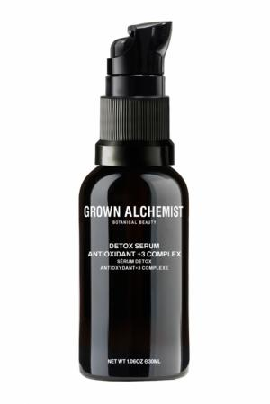 Сыворотка-детокс для лица Antioxidant +3 Complex 30ml Grown Alchemist. Цвет: multicolor