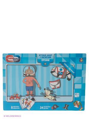 Развивающая игрушка 1Toy. Цвет: синий, голубой