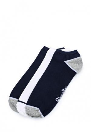 Комплект носков 3 пары United Colors of Benetton. Цвет: разноцветный