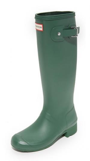 Оригинальные сапоги Tour Hunter Boots. Цвет: охотничий зеленый
