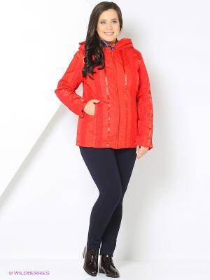 Куртка Sirenia. Цвет: красный