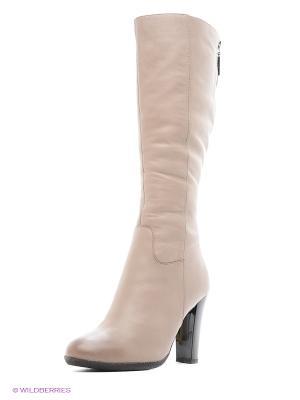 Сапоги Moda Donna. Цвет: бледно-розовый, хаки