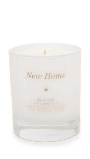 Свеча Make a Wish in Your New Home Gift Boutique