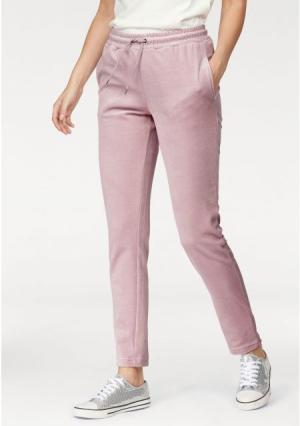 Брюки BOYSENS BOYSEN'S. Цвет: розовый, темно-серый