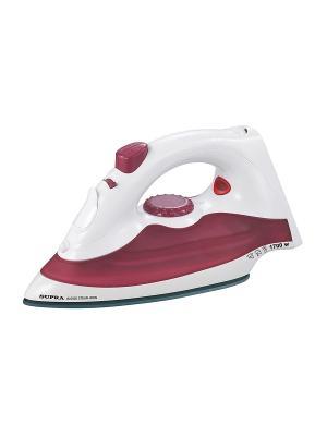 Утюг Supra IS-0500 белый/красный 1700Вт. Цвет: белый