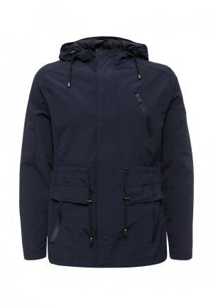 Куртка Hopenlife. Цвет: синий
