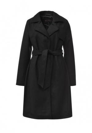 Пальто QED London. Цвет: черный