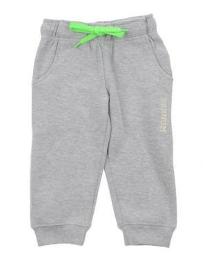 Повседневные брюки BARNUM. Цвет: светло-серый
