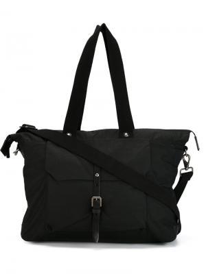 Дорожная сумка Teddy Ally Capellino. Цвет: чёрный