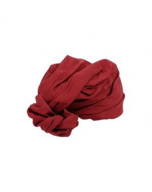 Головной убор SUPER DUPER HATS. Цвет: коричневый