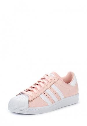 Кеды adidas Originals. Цвет: розовый