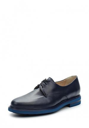 Ботинки Marco. Цвет: синий