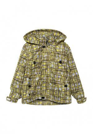 Куртка Saima. Цвет: желтый
