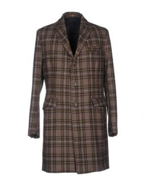 Пальто JEY COLE MAN. Цвет: хаки
