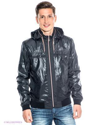 Куртка Gregory. Цвет: черный
