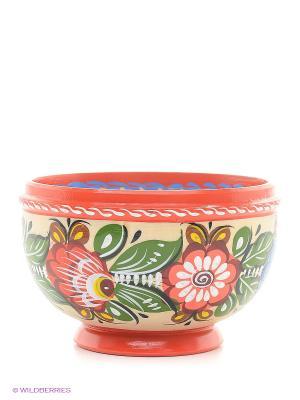 Чашка средняя Сувенир Сувенирыч. Цвет: бежевый