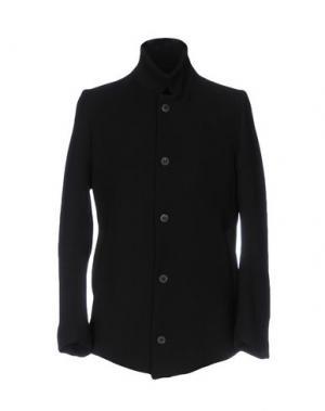 Пальто POÈME BOHÈMIEN. Цвет: черный