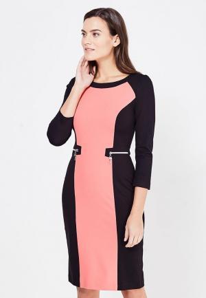 Платье MadaM T. Цвет: розовый
