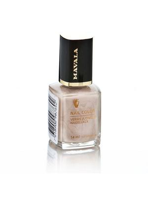 Лак для ногтей профессиональный Allure Mavala. Цвет: кремовый