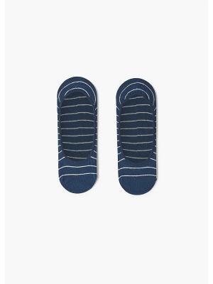 Носки - PINKRAN MANGO MAN. Цвет: темно-синий
