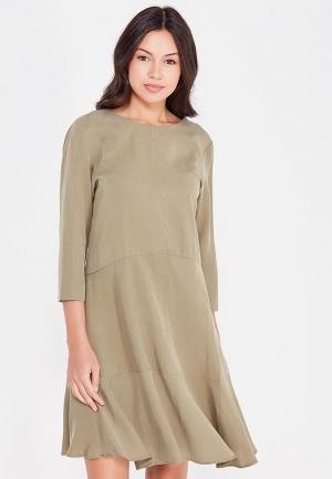 Платье Cocos. Цвет: зеленый