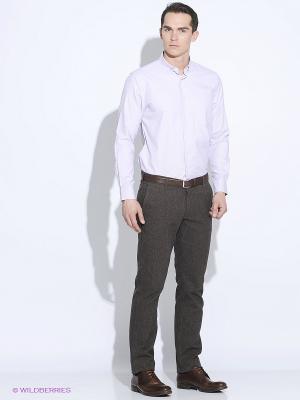 Рубашка John Jeniford. Цвет: сиреневый