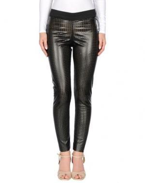 Повседневные брюки ED 2.0. Цвет: черный